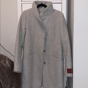 Wilfred Cocoon Wool Coat